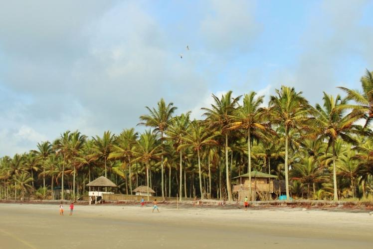Isla de Portete.