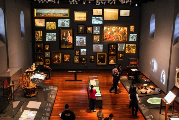 Museo Nacional de Bogotá.