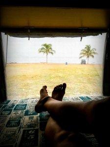 Relax en Playa Venao