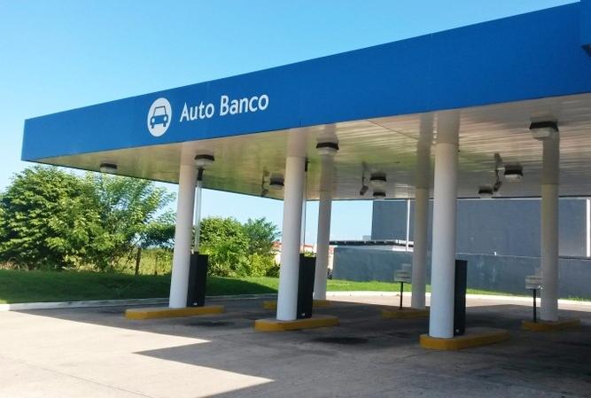 En todas las ciudades se pueden encontrar Auto-Bancos