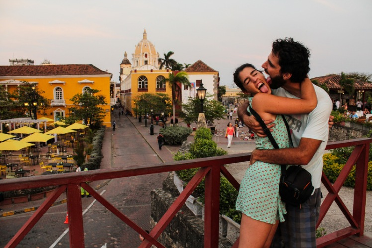 Cartagena nos pone románticos!