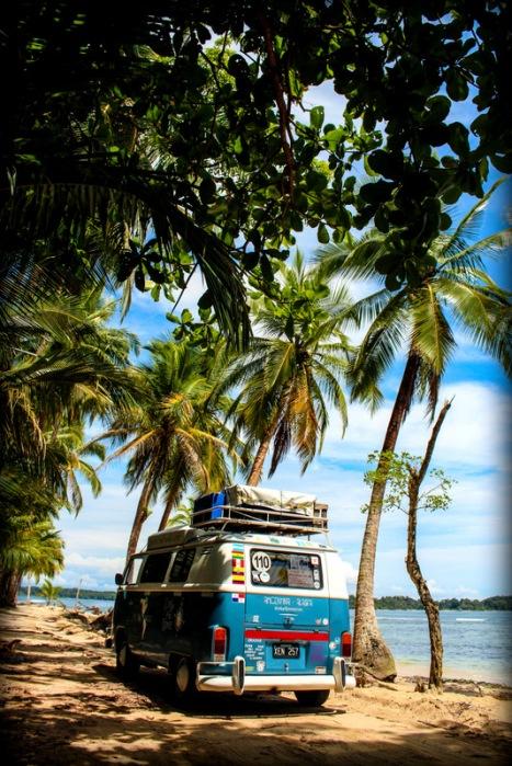 El paraíso en Bocas del Toro