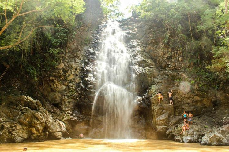 Cascada de Montezuma