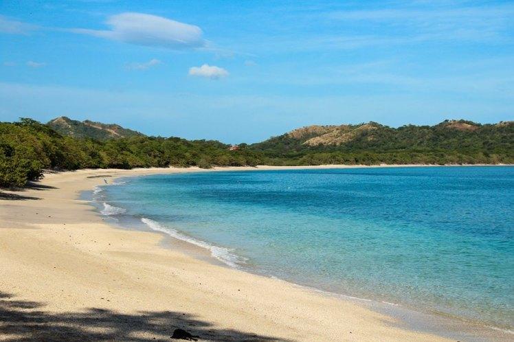 Playa Conchal, un paraíso terrenal