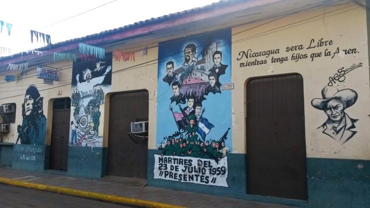 Las paredes hablan en León