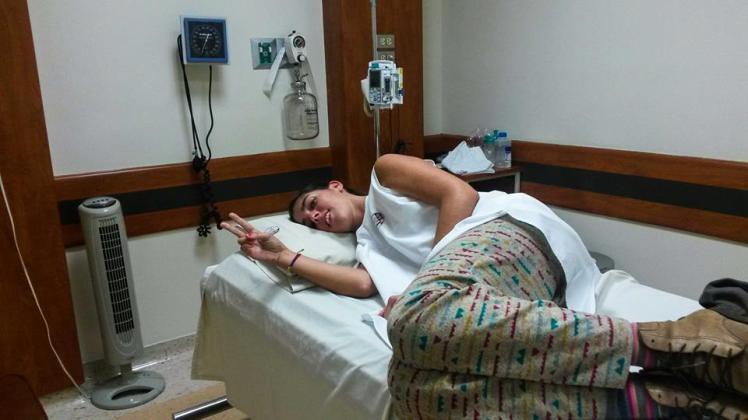 Visita al médico en Guatemala City