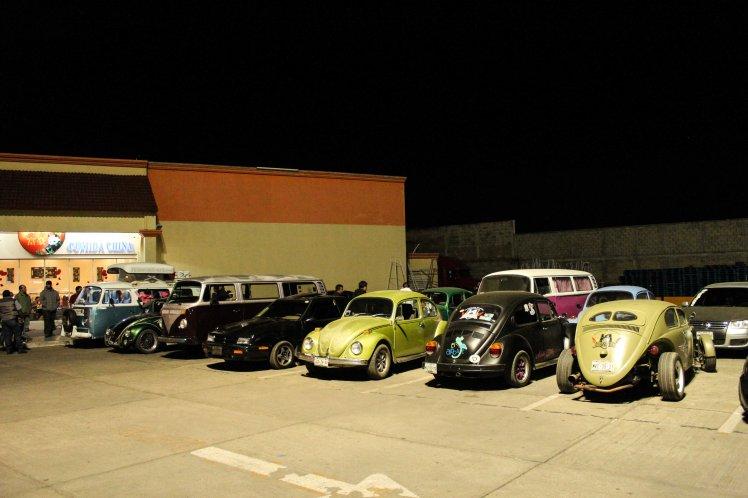 Reunión con los Clubes de VW