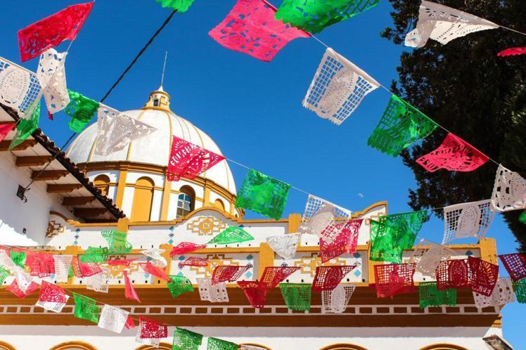 Iglesia de Guadalupe en San Cristóbal de las Casas, Chiapas