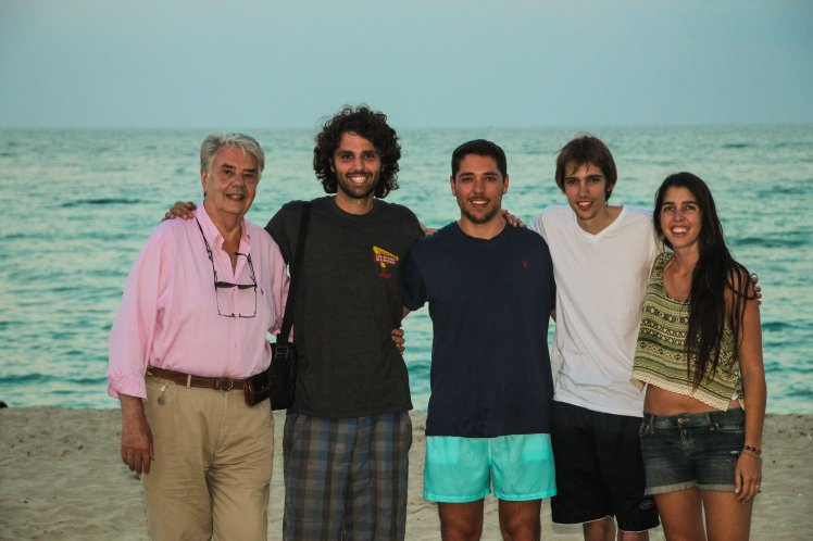 Vacaciones en familia en Miami