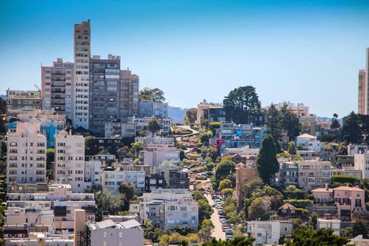 Russian Hills, San Francisco