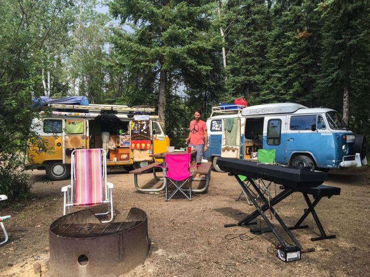Días de camping /Camping days