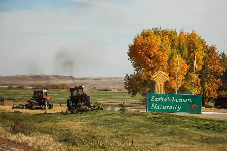 Saskatchewan, tierra de praderas