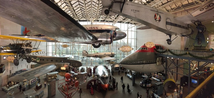 Museo Air and Space